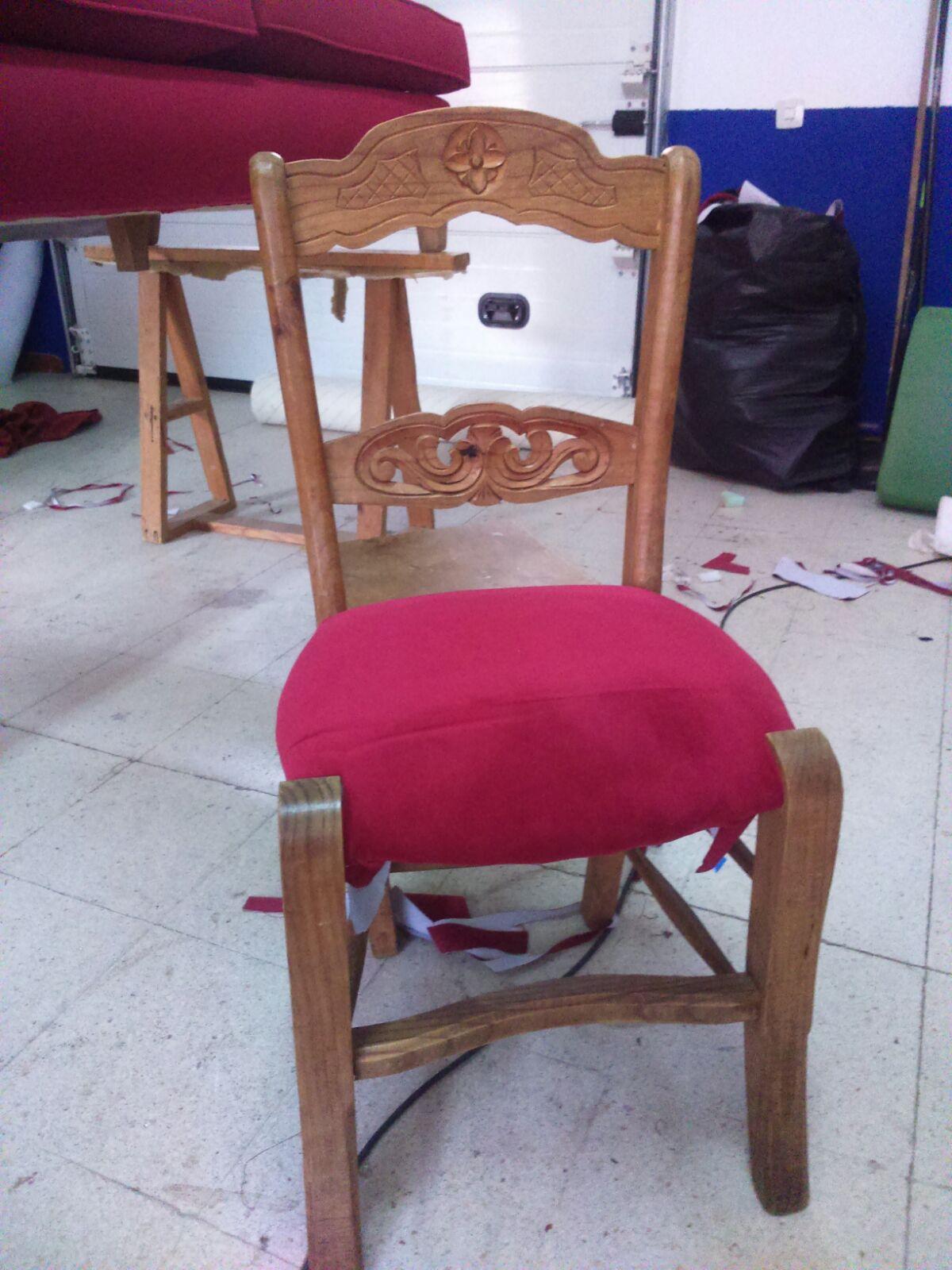 Silla 2 tapizados artesanos tapizados artesanos for Tapizado de sillas