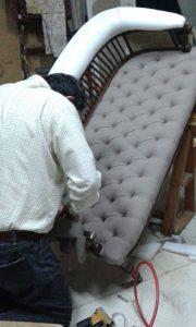 quienes somos tapizados artesanos, tapiceros, retapizados, tapizados a medida