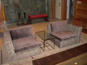 sillones asimetricos tapizados artesanos, tapiceros, retapizados, tapizados a medida