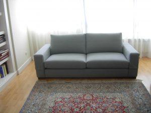 sofa mirlo 2 pl tapizados artesanos, tapiceros, retapizados, tapizados a medida