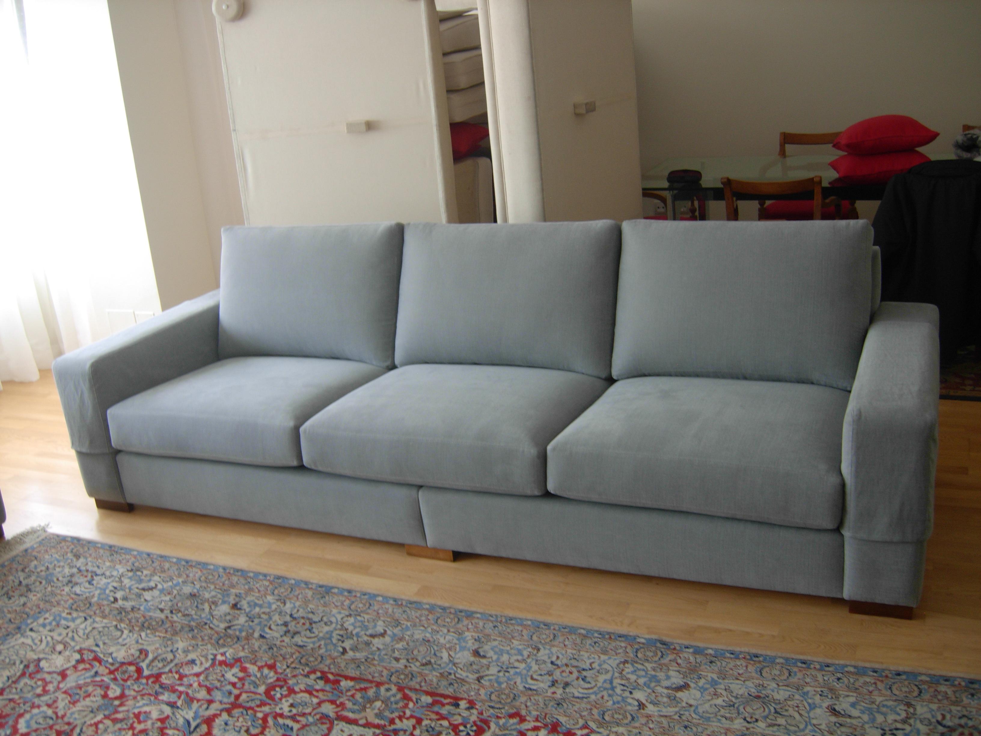 Sofa mirlo 3 tapizados artesanos tapizados artesanos - Artesanos del sofa ...
